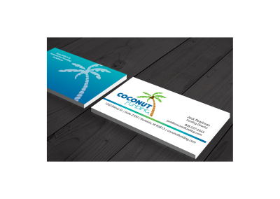Coconut Funding Business Cards
