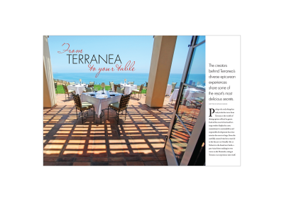 Terrenea Magazine 1 of 4
