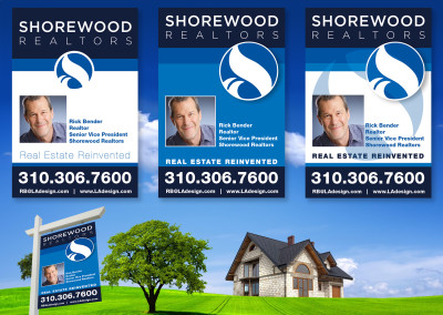 Shorewood Realtors Lawn Signs