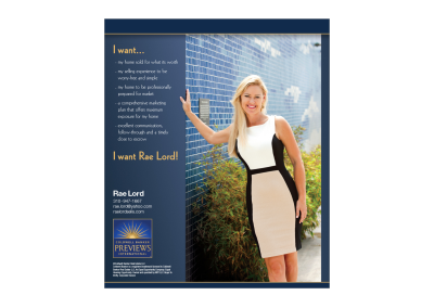 Rae Lord Ad | Southbay Magazine