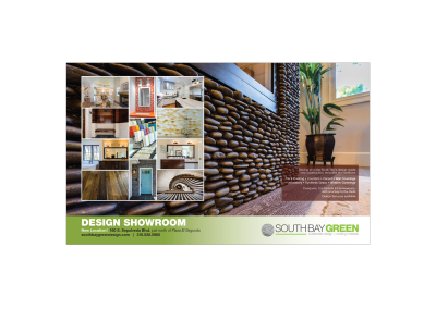 Southbay Green Spread Ad | Southbay HOME