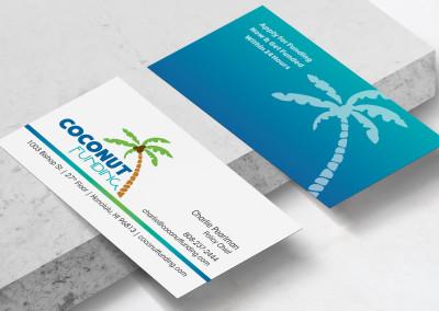 Coconut Funding   Honolulu. HI