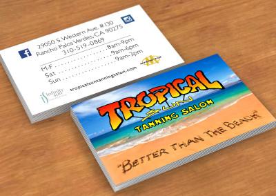 Tropical Sun Tanning Salon | Rancho Palos Verdes, CA